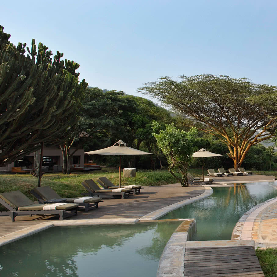 Luxury in East Africa