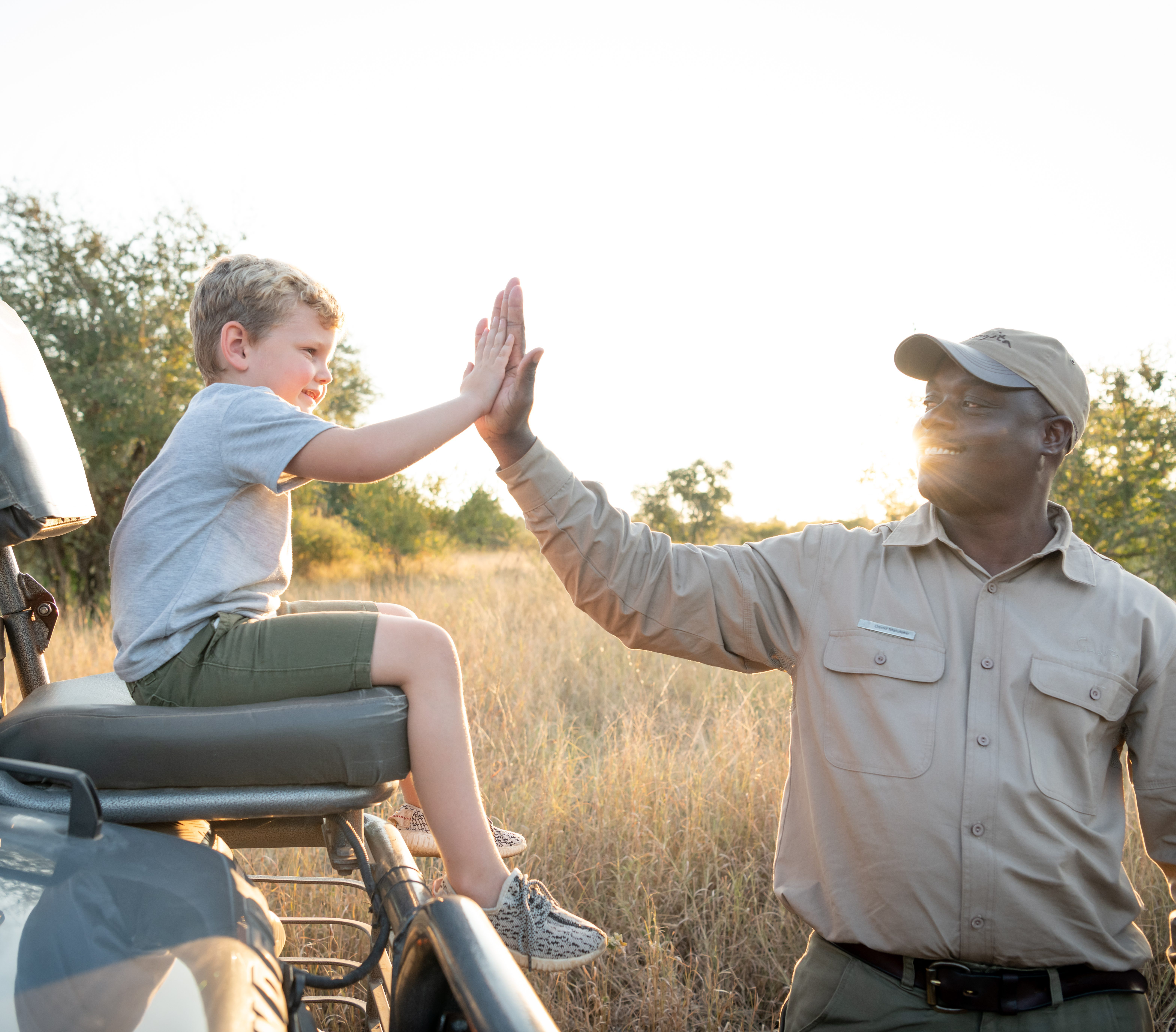 Is Safari Appropriate For Kids?