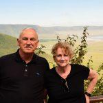 Butch & Helen Glispie