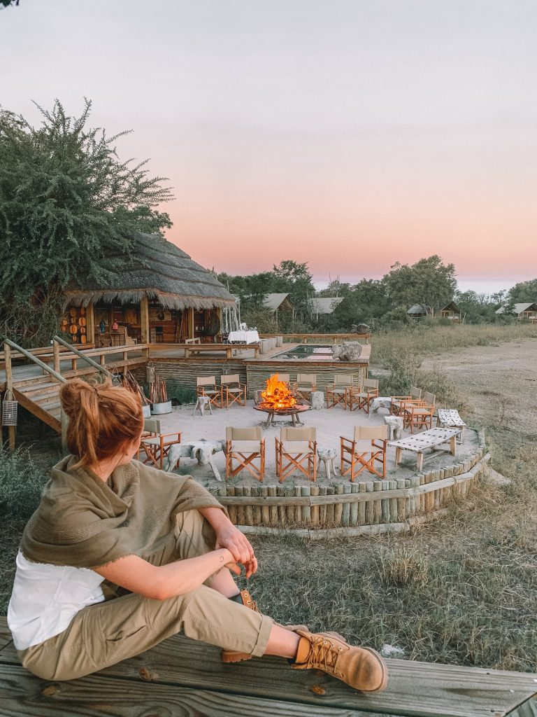The best isolated lodges in the Okavango Delta