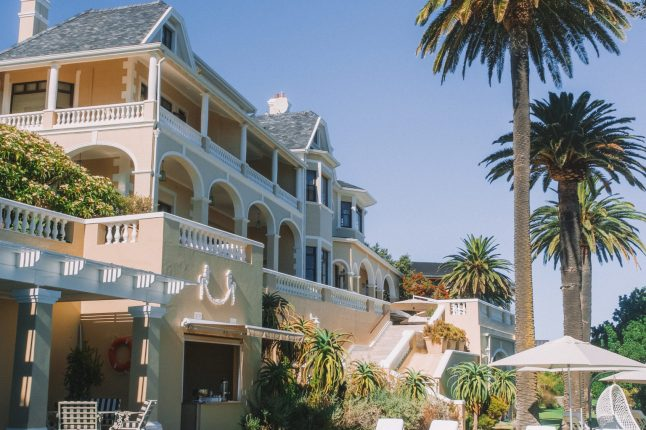Ellerman House Cape Town by Brooke Saward