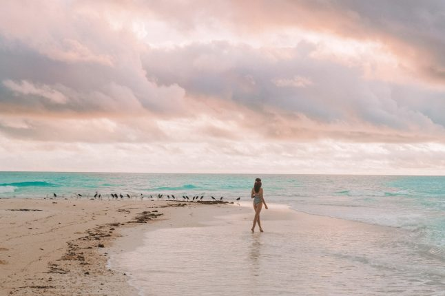 Mnemba Island solo travel
