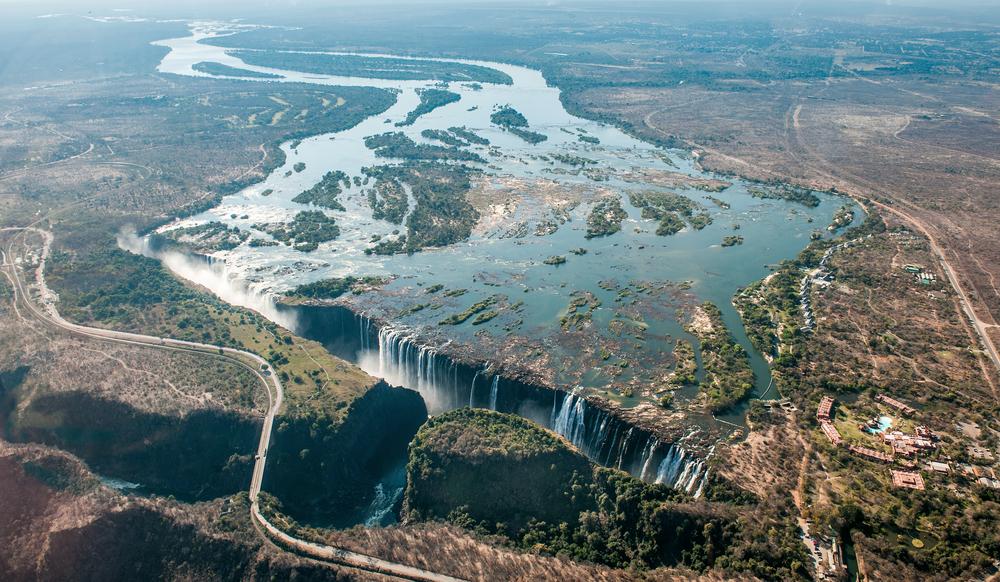 Zambezi River Victoria Falls