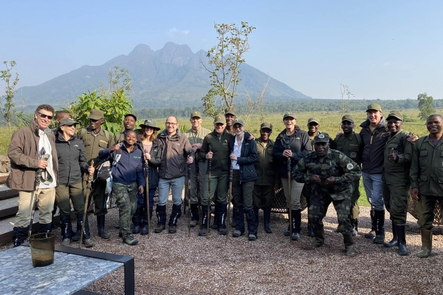 Friends trip Rwanda 2020